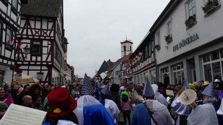 Faschingszug Seligenstadt